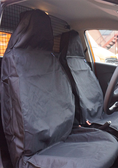 seat cover fitting