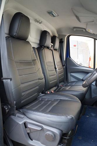 Ford Transit Custom Single Cab 2013 2015 Van Seat