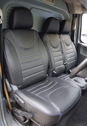 Excellent Luxury Faux Leather Van Seat Covers Pdpeps Interior Chair Design Pdpepsorg