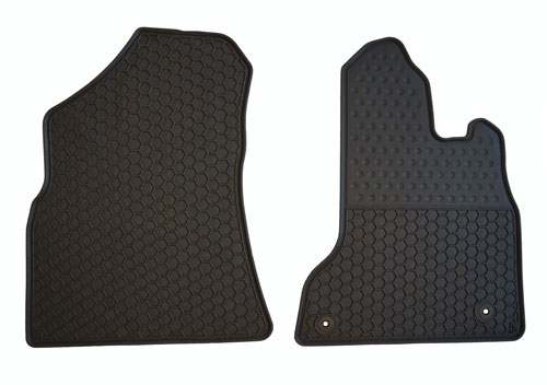 Citroen Berlingo (2008-Present) Moulded Rubber Van Mats