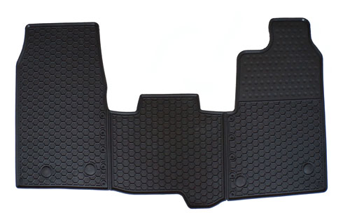 Ford Transit Custom (Single Cab) (2015 – 2016) Moulded Rubber Van Mats