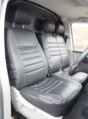 Vw Transporter Faux Leather Seat Covers