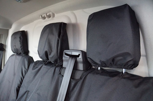 Ford Transit Custom (2013-Present) Tailor-made Van Seat Covers - Headrests