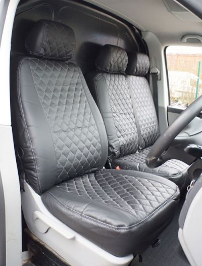 Astounding Vw Transporter Faux Leather Seat Covers Pdpeps Interior Chair Design Pdpepsorg