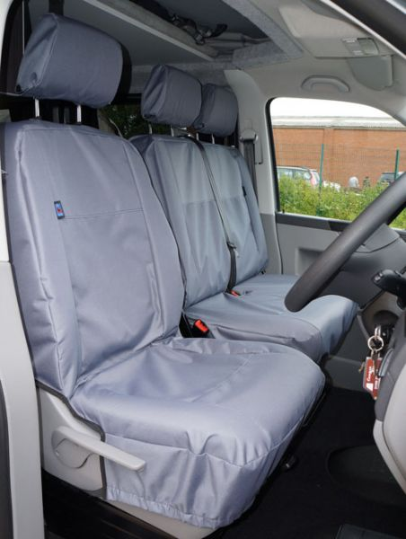 VW T5 Tailor-made Van Seat Covers