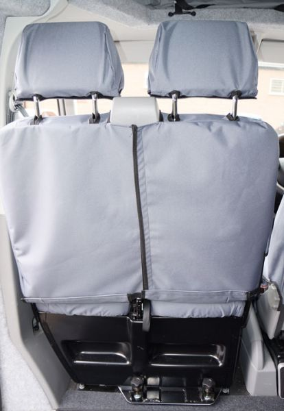 VW T5 Tailor-made Van Seat Covers - Passengers Seats