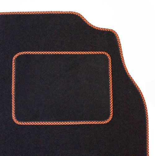 Carpet Heelpad Example