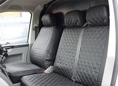 VW T4 T5 T6 Faux Leather Seat Covers