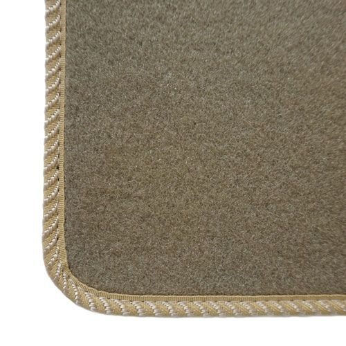 Beige Carpet Van Mat Example